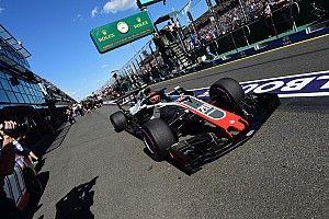 La falta de práctica de paradas en pits condenó a Haas