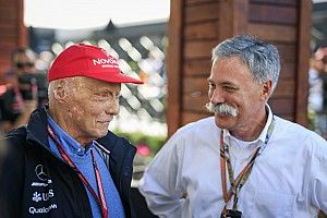 Romlott Niki Lauda állapota
