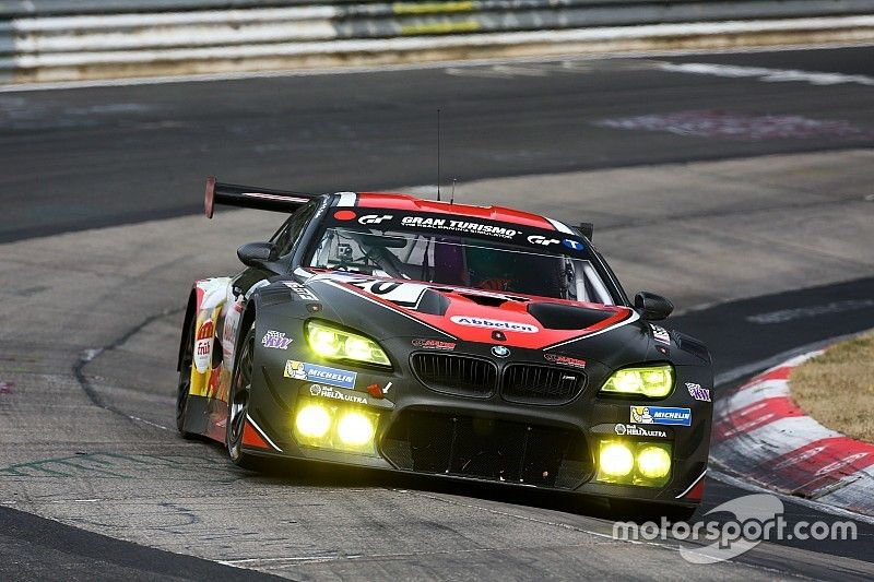 Bildergalerie: Frikadelli Racing mit BMW M6 GT3