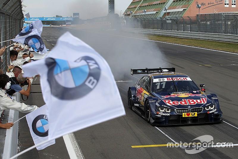 DTM-Titelkampf: So wird Marco Wittmann schon in Budapest Champion