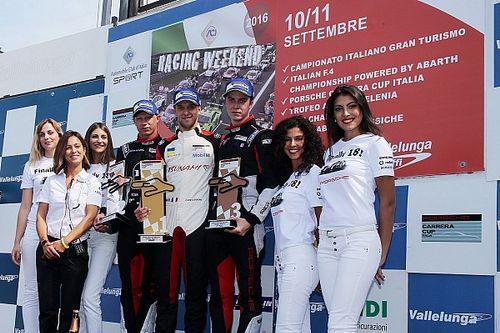 Vallelunga: Gara 1 raccontata dai protagonisti della Carrera Cup Italia
