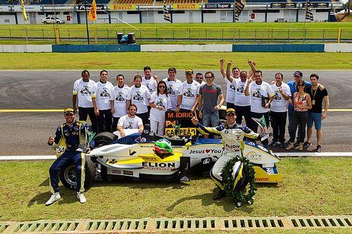 Em grid de 6 carros, Iorio vence e é campeão da F3 Brasil