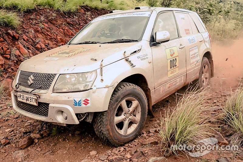 Dakshin Dare, Leg 5: Rana takes win in cars and Nataraj dominates bikes