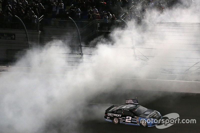 Penske accredits Ford's Daytona domination to Roush-Yates engines