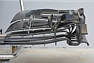 McLaren: l'ala anteriore a