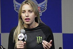 Top Fuel star Brittany Force to test JFR Chevy Camaro Funny Car