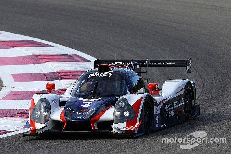 United Autosports quickest in European Le Mans Series Prologue