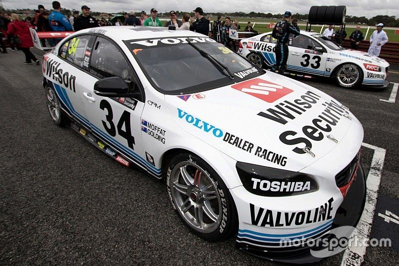 Supercars boss calls for Volvo extension