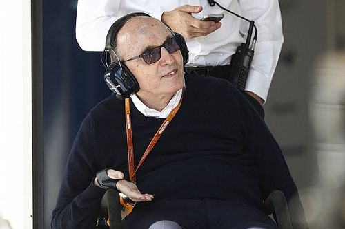 Sir Frank Williams hastaneden taburcu edildi