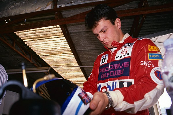 Formula 1 Special feature Britain's lost F1 hope: Paul Warwick remembered