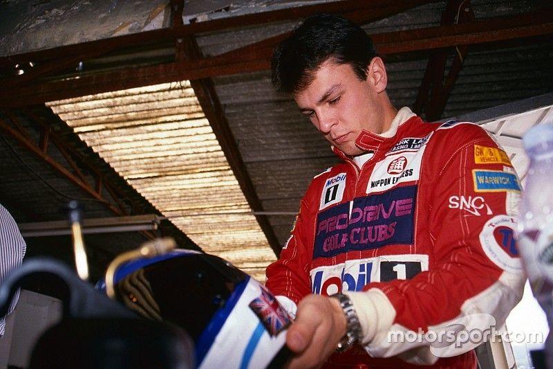 Britain's lost F1 hope: Paul Warwick remembered