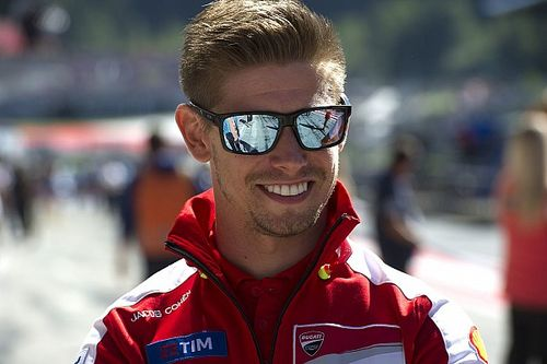 Stoner turned down offer to replace Iannone at Motegi