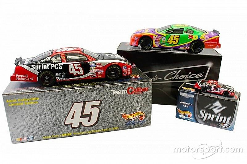 Original Adam Petty diecasts to be sold to raise funds for Victory Junction