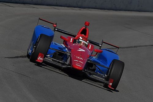 Aleshin confirmed at Schmidt Peterson for 2017 IndyCar season