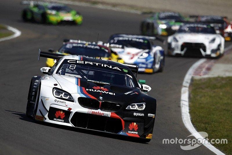 BMW nominiert Fahrer für Einsatz mit Schnitzer im GT-Masters 2017
