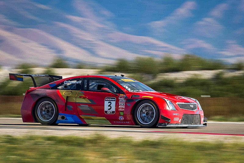 O'Connell, Heckert take GT, GTS poles at Laguna Seca