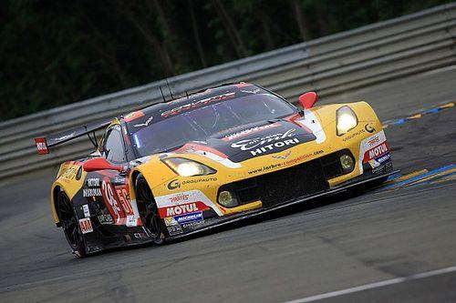"""Catsburg stunt tijdens Le Mans-testdag: """"Ben klaar voor de race"""""""