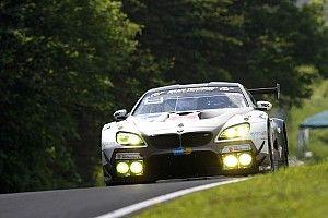 Schubert Motorsport secures front row grid position