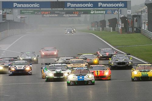 GT Asia Series adjusts silver-silver pairings for 2017