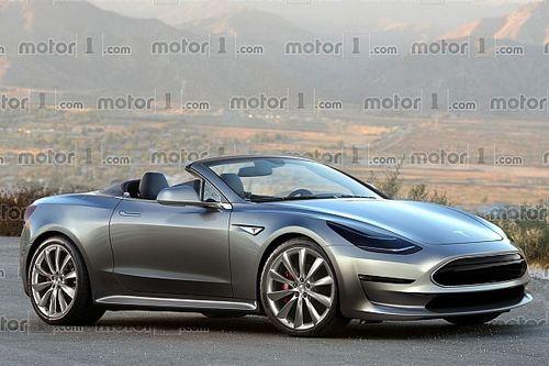 Tesla prévoit une nouvelle version de son Roadster