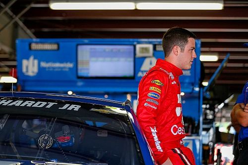 """I think I proved that I could do it,"" says Earnhardt sub Alex Bowman"