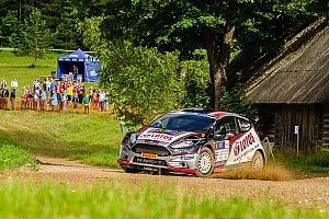 Каетанович быстрейший в квалификации домашнего этапа ERC