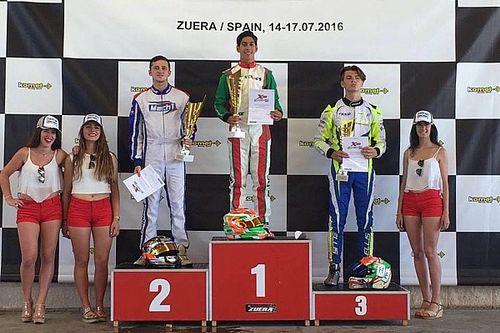 Berkay Besler Avrupa şampiyonu oldu!