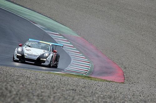 Ledogar fa segnare il miglior tempo nelle libere 1 della Carrera Cup Italia al Mugello