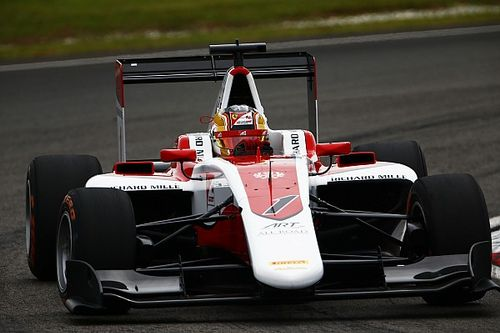 Sepang GP3: Leclerc leads ART 1-2-3 in qualifying