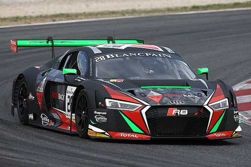 Stevens stays with WRT for dual Blancpain campaign