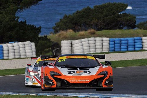 Phillip Island Australian GT: Morcom wins Race 1 from last