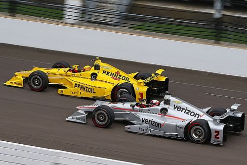 Penske hopes to retain current IndyCar lineup for 2017