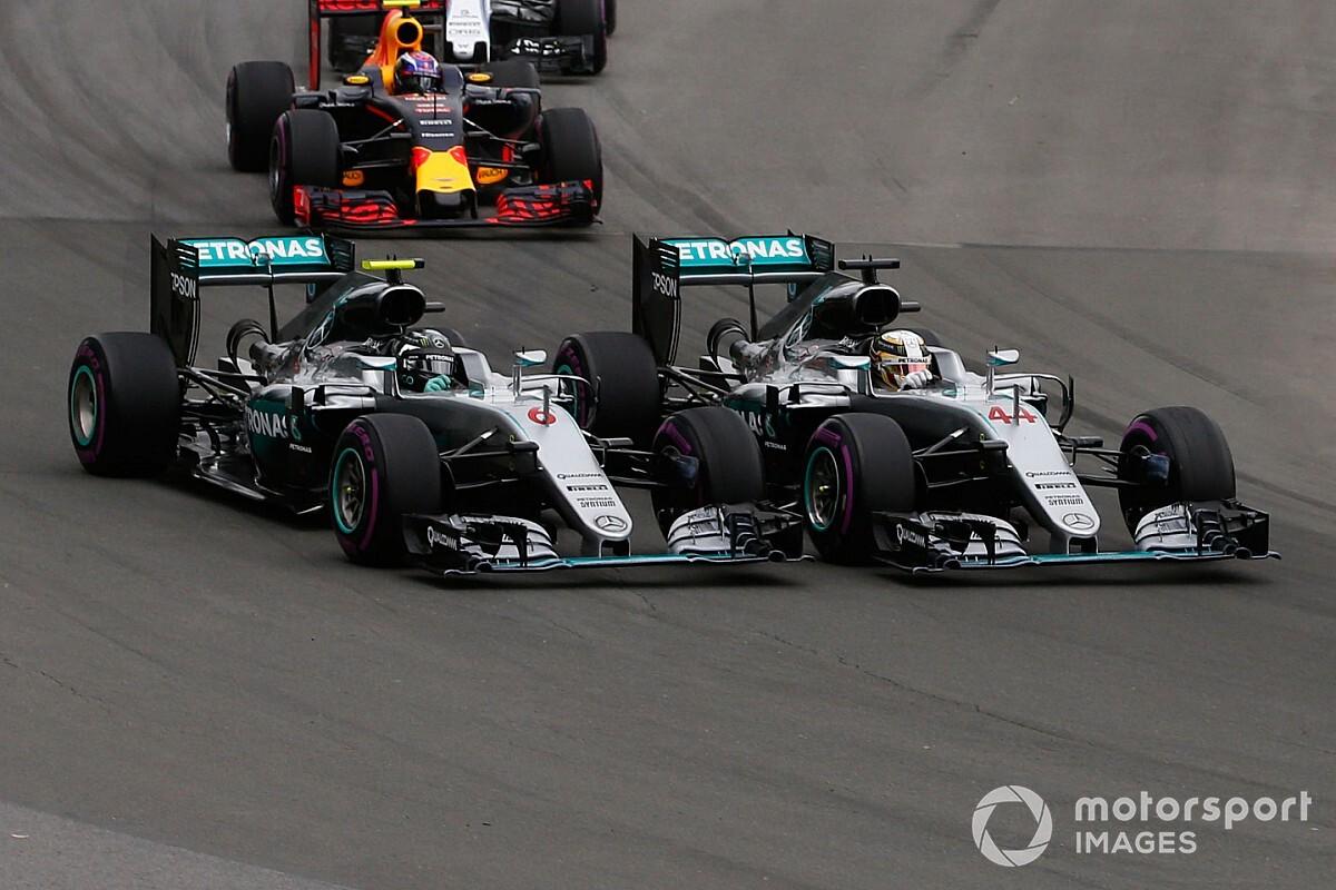 Visszatér Nico Rosberg világbajnok rajtszáma a Forma-1-ben