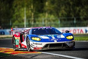 Spa provides extreme test of endurance for Ford Chip Ganassi Racing