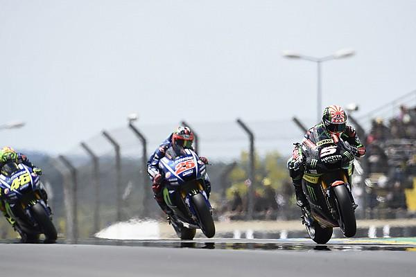 موتو جي بي زاركو تذكّر سقوطه في قطر أثناء تصدّره لسباق لومان