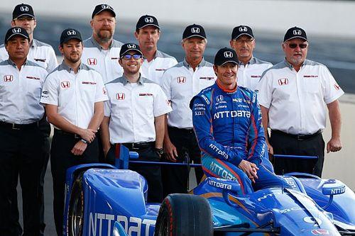 Honda sigue investigando los fallos del motor en Indy