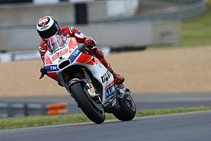 MotoGP Test Occhi puntati sulle nuove gomme Michelin nei test di Barcellona