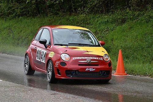 Abarth Trofeo : Schmid interrompt la domination de Wyssen
