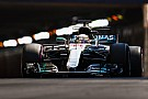 Mercedes blames set-up for Hamilton's