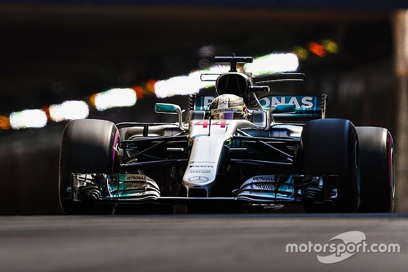 【F1】ハミルトン、セットアップを決められず予選Q2敗退