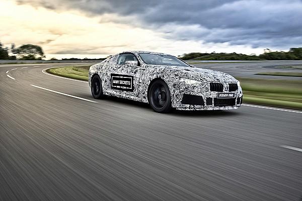 WEC News WEC 2018: BMW bestätigt M8 als Basis für GTE-Rennwagen