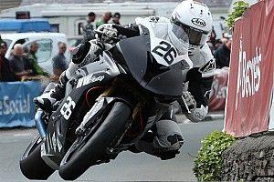 Alan Bonner (33) verongelukt tijdens Isle of Man TT