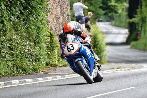 Dutch rider Van den Hoek killed in TT crash