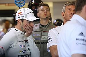 """Le Mans Breaking news Porsche #1crew were """"nursing"""" car home when it quit"""