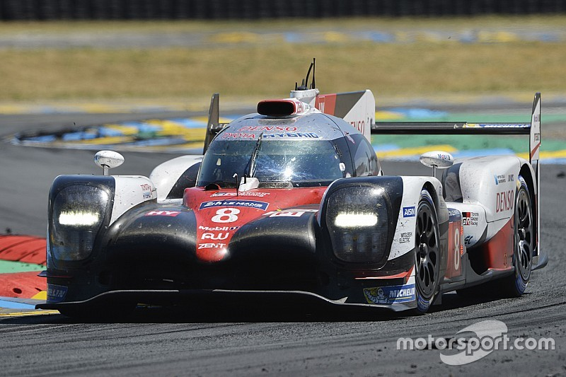 Toyota officialise son programme LMP1 2018-2019