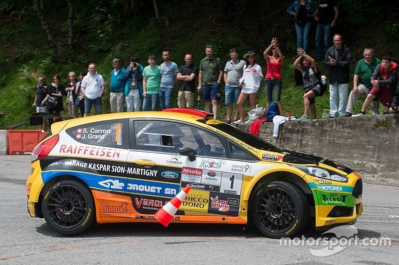 Rallye Ronde du Tessin : au start le mieux du Championnat suisse