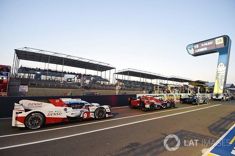Fotogallery: il primo turno di qualifiche della 24 Ore di Le Mans