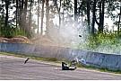 Четвертий етап UASBK: шокуюче відео аварії Дорошенка