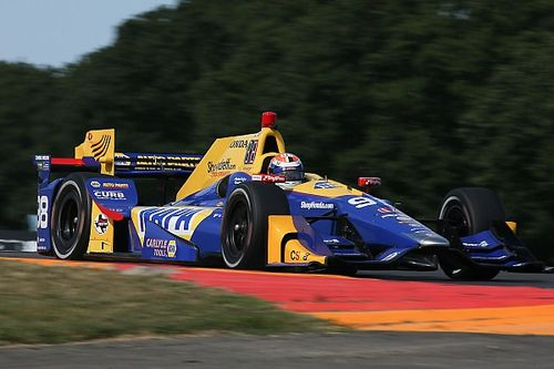 Prima pole in Indycar per Alexander Rossi a Watkins Glen