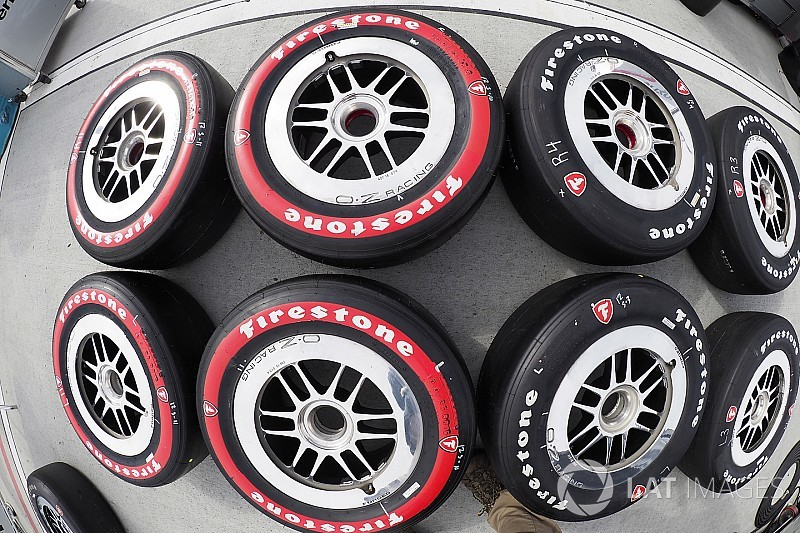 IndyCar looking at tweaks to tire allocations, schedules